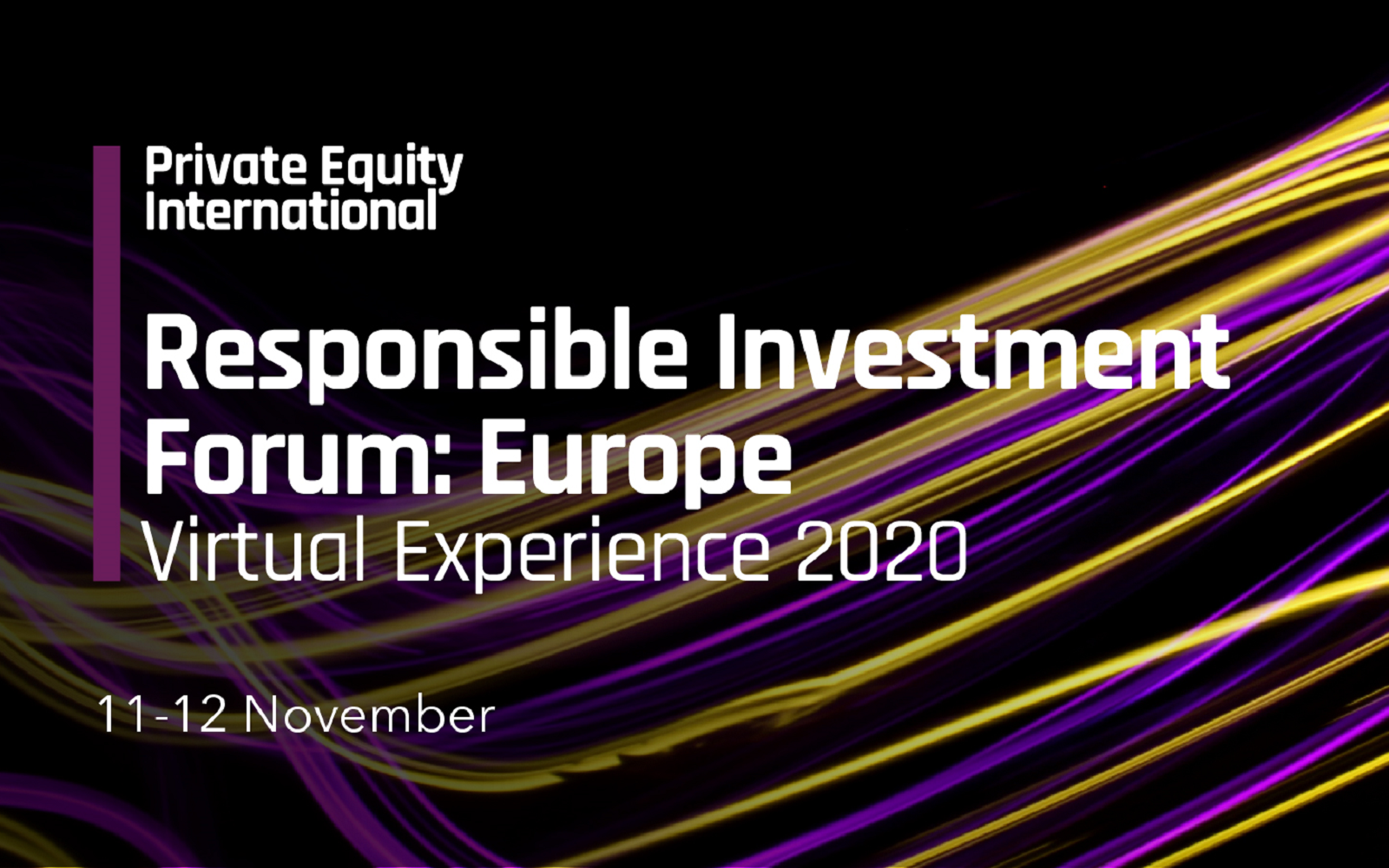 Responsible Investment Forum: Europe 2020